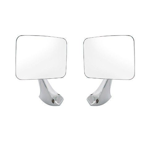 Exterior Mirror, Pair, For 1970-72 Chevy & GMC Truck