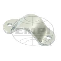 EMPI VW BUG BUGGY ROCK CRAWLER  BOLT ON CHROME FRONT END CLAMPS,SET 4  3162