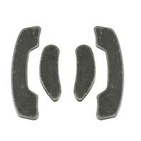 VW Buggy Baja Rock Crawler  Weld-On Link Pin Spindle Gusset Kit ,4 piece,  3166