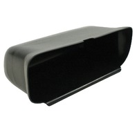 EMPI Durable Black Plastic Replacement Glove Box VW Bug Beetle 1965-1967 3582-B