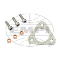 EMPI VW Air Cooled Bug, Baja, Premium Small 3 Bolt Muffler Install Kit 3636