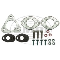 EMPI VW Air Cooled Bug, Baja, Premium Header/Muffler Install Kit w/Hardware 3637
