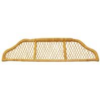 EMPI VW BUG BEETLE TYPE 1 VINTAGE STYLE BAMBOO PACKAGE TRAY 4870