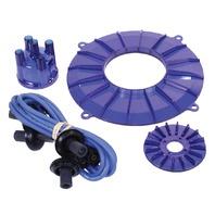 Engine Trim Dress Up Kit Blue 4 Pieces VW Bug VW Dune Buggy VW Beetle 8743