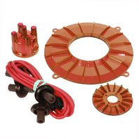 Engine Trim Dress Up Kit Red 4 Pieces VW Bug VW Dune Buggy VW Beetle 8744
