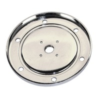 Empi VW, Bug, Beetle, Chrome Sump Plate, Sump Plate ONLY 8911