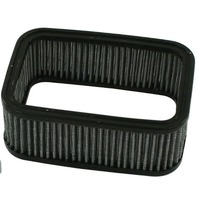 EMPI VW BUG BUGGY  GAUZE AIR CLEANER  ELEMENT ONLY, 6-3/4X4-1/2X1-3/4 TALL  9033