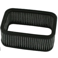 EMPI VW BUG BUGGY  GAUZE AIR CLEANER  ELEMENT ONLY, 6-3/4X4-1/2X2-1/2 TALL  9029