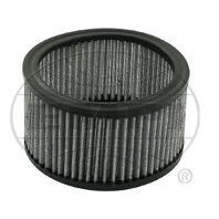 """EMPI VW Bug 5-1/2"""" Round Air Cleaner  3-1/8 """" Tall Gauze Element Only 9049"""