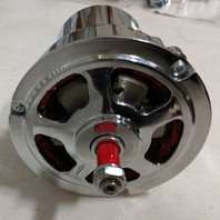 Empi 90 Amp Chrome Alternator, Dune Buggy Vw Baja Bug