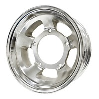 EMPI Race Trim, Aluminum 15x6.5-2-5/8 BS Off- Road Wheel Rim VW Baja