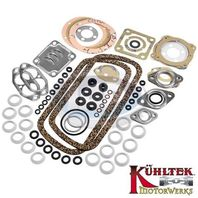 VW Air Cooled Complete Engine Gasket Kit DUAL PORT KUHLTEK fits type 1 bug 66-79
