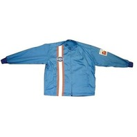 Empi Jacket ,VW Bug,  Cotton Blend With Racing Stripes  Large  15-4063