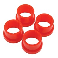 VW URETHANE AXLE BEAM BUSHINGS,OUTER KINK&LINK W/MICARTA 4 PC  16-5136