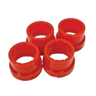 VW URETHANE AXLE BEAM BUSHINGS,OUTER KINK&LINK W/BEARINGS 4 PC 16-5137