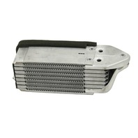 STOCK OIL COOLER, 7 PLATES, TYPE 2 & 4, 914, 1700-2000CC