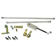 VW BUG TYPE 1 TWIST STYLE DUAL -SOLEX/BROSOL CARBURETOR LINKAGE KIT 17-2945