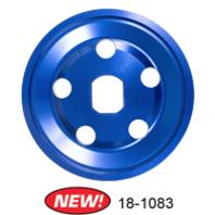 Blue 12 Volt Alt/Gen Pulley Half Only VW Bug Sand Rail Baja Buggy EMPI 18-1083-0
