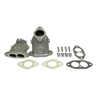 VW BUG BUGGY SAND RAIL DUAL PORT DUAL 34 ICT EMPI EPC MANIFOLD KIT 43-5206