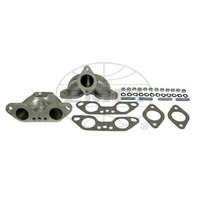 VW TYPE 2/4 & 914 1700-2000cc EMPI 34 OR ICT CARBURETOR MANIFOLD KIT 43-5207