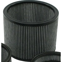 EMPI VW BUG BUGGY GAUZE AIR CLEANER ELEMENT ,OVAL 9 X 5-1/2 X 6 TALL 43-6007