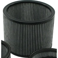 EMPI VW BUG BUGGY GAUZE AIR CLEANER ELEMENT ,OVAL 7 X 4-1/2 X 6 TALL 43-6011