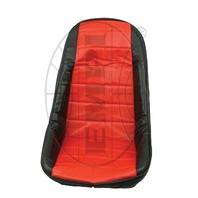 VW BUG BAJA ROCK CRAWLER SAND RAIL low-BACK VINYL SEAT COVER, RED