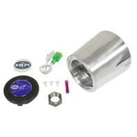 EMPI VW BUG BILLET Steering Wheel Hub Adapter Kit 60-74-1/2 ,Type 3 61 79-4025