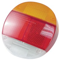 EMPI VW Bug Rear Right Tail Light Lens 73-79 Euro Style Sold Each 98-1066