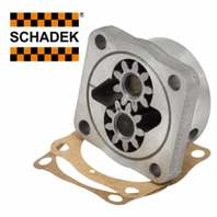 Schadek Oil Pump F/ Flat Cam, 30mm Gears  VW, Bug, Beetle EMPI 98-1123-B 10-045  111 115 107AHD