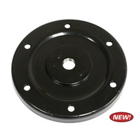 Oil Drain Cover Sump Plate w/ Hole VW, Bug, Beetle EMPI 98-1168-B 113 115 181A