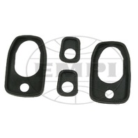 Air Cooled VW Bus Type 2, Door Handle Seals (68-79) Pair 211837211A