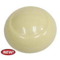 Gear Shift Knob, Ivory, 10mm VW Type 1 Bug 1949-60 GHIA 1956-60, Type-2 1955-67