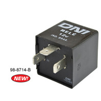 Turn Signal Flasher Relay, 12-Volt, 3 Prong, VW Type 1 71-79 EMPI 98-8714-B 191 953 227A