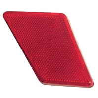 VW Bug Rear Right Tail Light Reflector Type 1, 70-72 Sold Each 98-9507-B