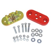 EMPI BUGPACK TRANS AXLE ADAPTER KIT LATE TRANS 3 BOLT NOSE CONE B651960