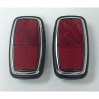 1963-67 Shelby Cobra LED Tail Light Assembly Set