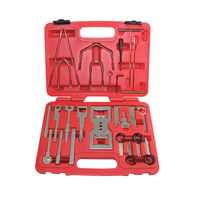 24 Piece Radio Removal Tool Set