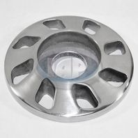 VW Bug Air Cooled Polished Aluminum  Alternator /Generator Pulley Cover