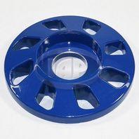 VW Bug Air Cooled Blue Aluminum  Alternator /Generator Pulley Cover