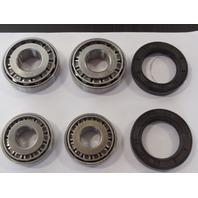 EMPI VW 68-79 Type 2 Bus Front Wheel Bearing Kit W/Seals, Full Set KT-1025
