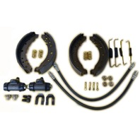 EMPI VW BUG BEETLE TYPE 1, 58-64 COMPLETE REAR BRAKE SHOE REBUILD KIT, KT-1030
