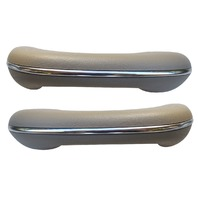 TMI PRODUCTS VW BUG BEETLE TYPE 1  Arm rests, 58-67, Type 1 , #14 BEIGE, Pair