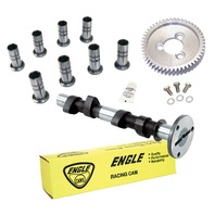 ENGLE W125 CAM KIT, WITH CAM GEAR AND LIFTERS FOR VW TYPE 1, 2, 3 1600cc