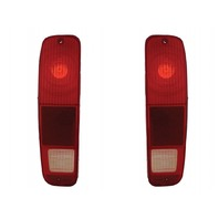 Ford Truck Tail Light Lens Kit - 1973-79 F100 F150 F250 Bronco 74 75 76 77 78