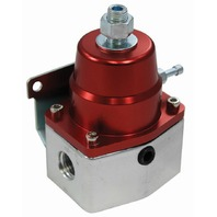 EFI Bypass Pressure Regulator 40-75 PSI - Red
