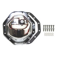 "Chrome Steel Dodge Chrysler Jeep 12 Bolt  9.5"" RG Diff  Differential Cover"