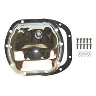 Chrome Steel Dana 30 10-Bolt Diff Differential Cover Bronco CJ MOPAR