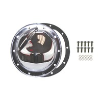 Chrome Steel Chevy GM 10 Bolt Differential Cover For A-B-C-G-K-O Axles