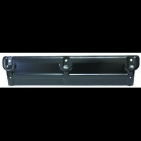 1968-73 Chevelle & 1968-79 Nova Black Radiator Support Panel Standard